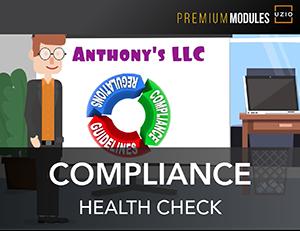 UZIO Compliance Health Check