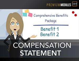 UZIO Compensation Statement