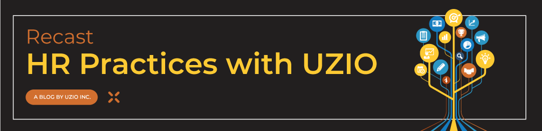 Recast HR practices with UZIO