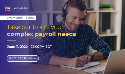 Take Control of Your Complex Payroll Needs