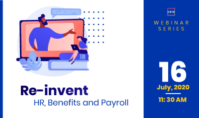 Re-invent HR, Benefits and Payroll